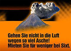 Print Werbung 2010 Asche