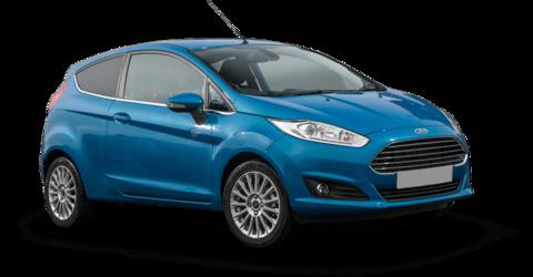 Den Sportlichen Sparfuchs Ford Fiesta Mieten