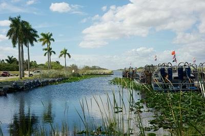 Mit dem Sixt Mietwagen in die Everglades
