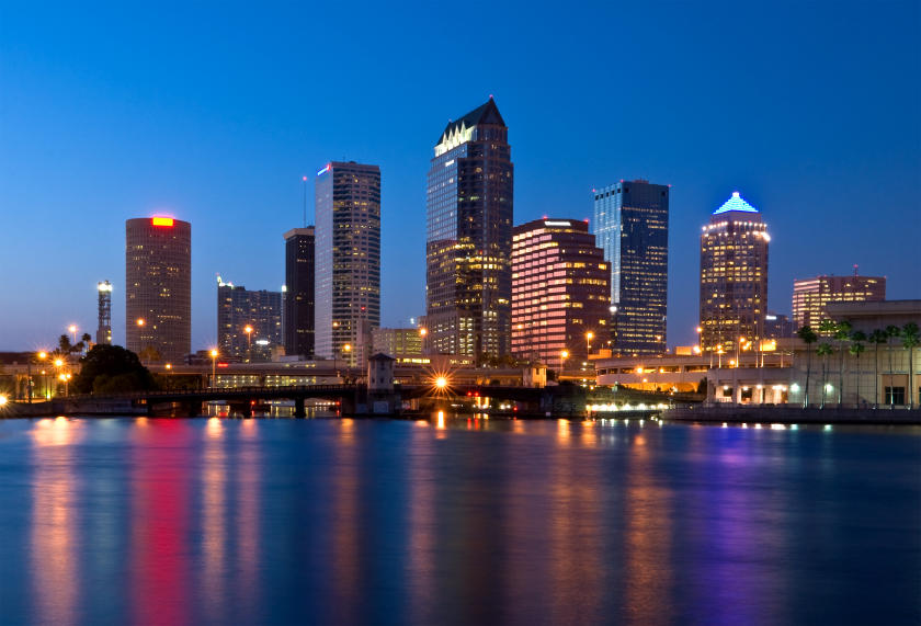 Car Rental with Sixt in Tampa - See Tampa in a Sixt rent a car!
