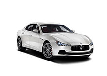 Maserati Ghibli Special
