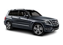 Der Mercedes GLK - ein beliebter Mietwagen der Sixt Autovermietung Hannover