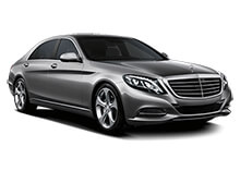 Luxuriousness in S-class