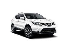 Erleben Sie den Nissan Qashqai bei Sixt!