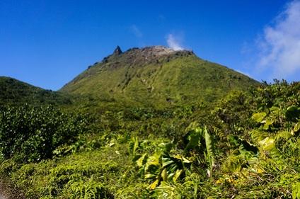 Vulkan  Guadeloupe