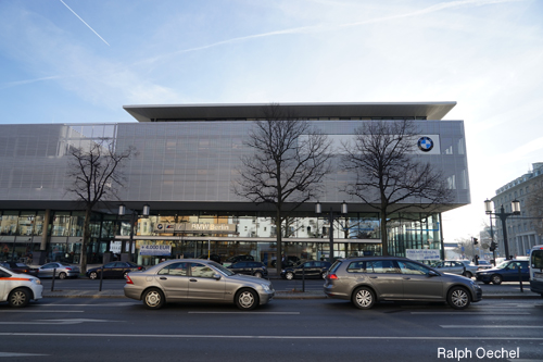 Berlin Messe / BMW