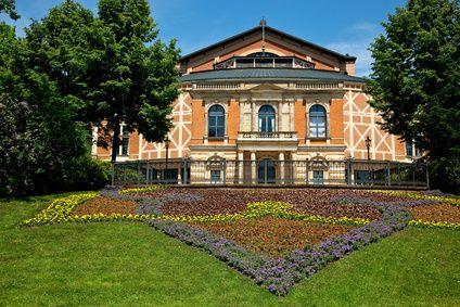 Bayreuth ville