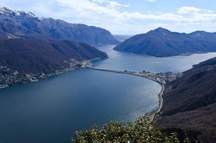 Lugano See