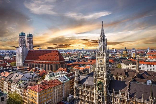 Das offizielle Stadtportal für München
