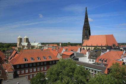 Altstadt Münster Westfalen