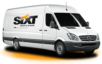 mercedes sprinter mieten sixt autovermietung. Black Bedroom Furniture Sets. Home Design Ideas