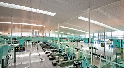 Car Rental Barcelona Airport Terminal