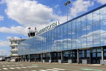 Saarbr�cken Airport