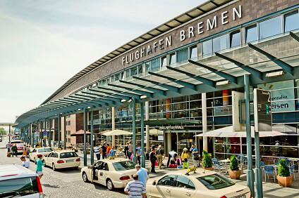 Bremen Flughafen