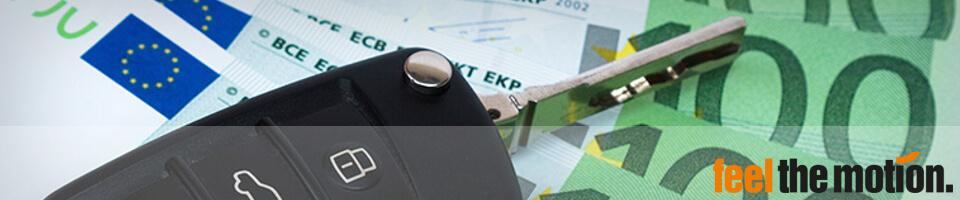 Mietwagen Kaution Sixt Autovermietung
