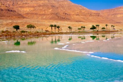 Jordanien Country