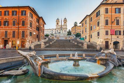 Fontana di Trevi - 20 Minuten von der n�chsten Sixt Autovermietung entfernt