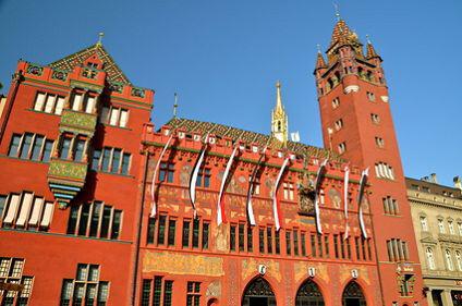 Rathaus Basel City