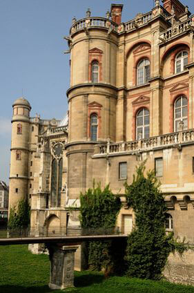 Schloss Saint-Germain-en-Laye