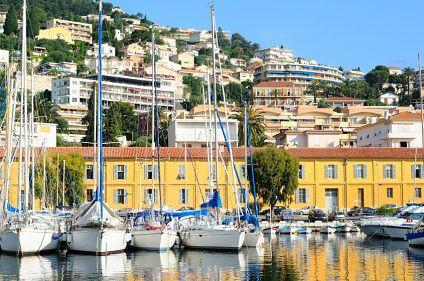 Riviera, Frankreich