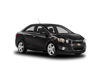 Chevrolet Aveo Aut. от SIXT