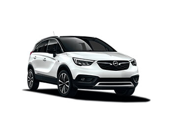 VW T-Cross, Renault Captur, Opel Crossland X