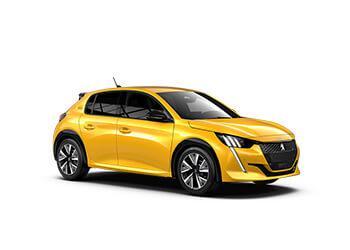 Volkswagen Polo, Seat Ibiza, Toyota Yaris