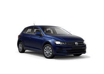 VW Polo 1.4 Trend Hatch, Toyota Starlet XI, Suzuki Baleno