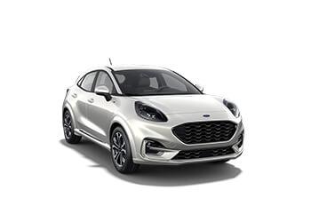 VW Golf, Ford Focus