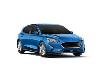 Renault Megane, VW Golf