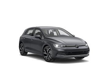 VW Golf, VW T-Roc, Opel Astra