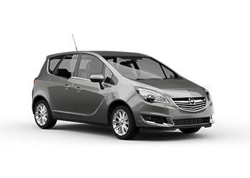 Opel Meriva, Citroën Berlingo, Renault Scenic