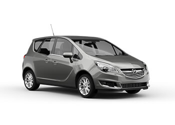 Opel Meriva, Citroen Berlingo, Renault Scenic