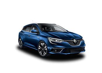 Renault Megane Sports Tourer, Seat Leon ST