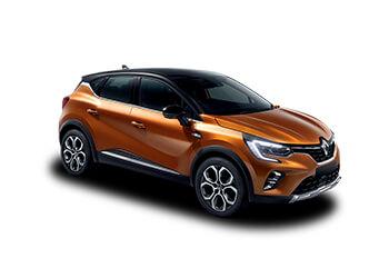 Renault Captur, Seat Arona, Skoda Kamiq