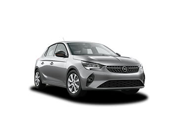 Opel Corsa, Fiat 500, Fiat Panda, Smart ForFour