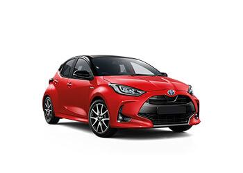 Toyota Yaris, VW Polo