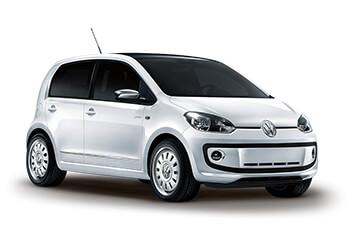 VW Up, Renault Twingo, Kia Picanto
