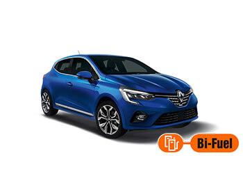 Renault Clio Bi-Fuel