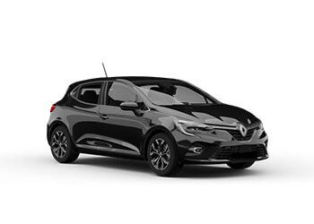 VW Polo, Renault Clio, Fiat Punto
