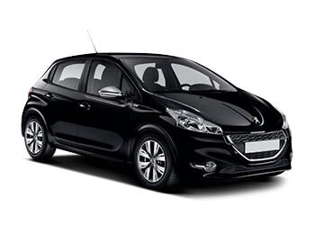 Peugeot 208, Citroen C3, VW Polo, Kia Rio, Opel Corsa