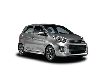 Kia Picanto, VW Up!, Renault Twingo