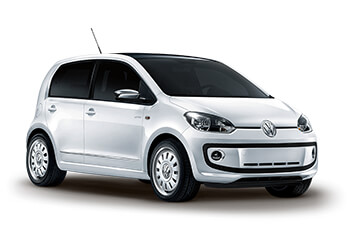 VW Up!, Fiat Panda