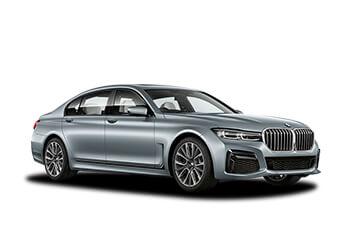BMW 7er от SIXT